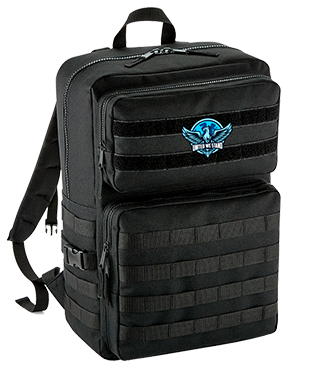 United We Stand - MOLLE Tactical Backpack