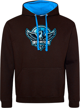 United We Stand - Contrast Hoodie