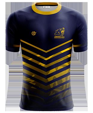 University of Glasgow - Grizzlies - Short Sleeve Esports Jersey