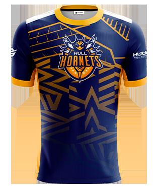 Hull Hornets - Short Sleeve Esports Jersey
