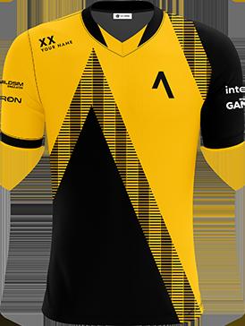 Valle Esports - Short Sleeve Esports Jersey