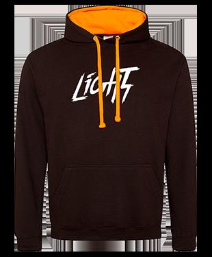 LightFoxVG - Contrast Hoodie