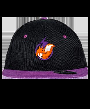 LightFoxVG - Contrast Snapback Cap