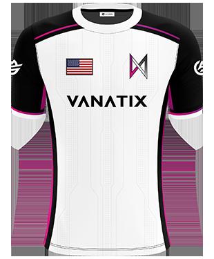 Vanatix eSports - Pro Short Sleeve Esports Jersey