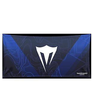 Vanguard Gaming - Wall Flag