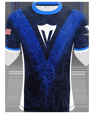 Vanguard Gaming - Pro Short Sleeve Esports Jersey