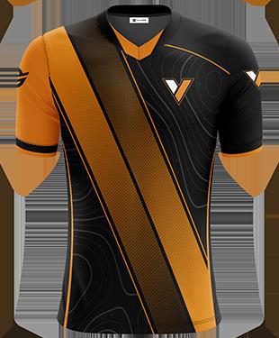 vekku - Short Sleeve Esports Jersey