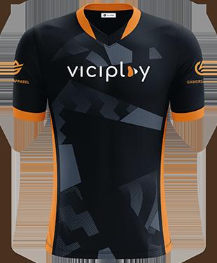 Viciplay - Short Sleeve Esports Jersey