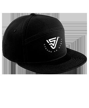 Virtual Steel - Pitcher Snapback Cap