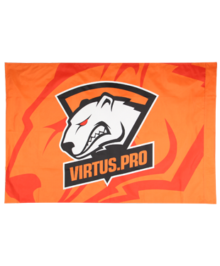 Virtus Pro - Premium Supporter Flag