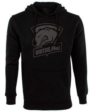 Virtus Pro - Player Hoodie Black