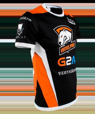 Virtus Pro - 2018 Player Jersey - Sponsor Edition - Gamers