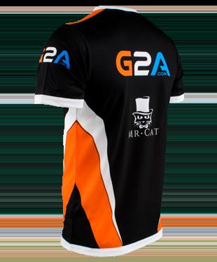 Virtus Pro - 2018 Player Jersey - Sponsor Edition