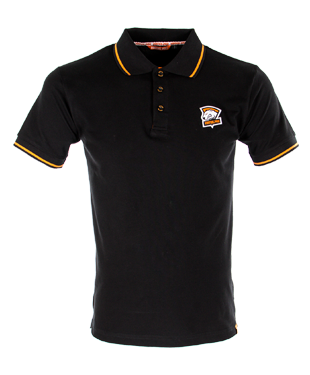 Virtus Pro - Polo Shirt - Black