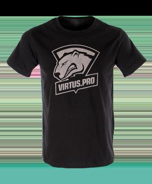 Virtus Pro - Logo T-Shirt - Black