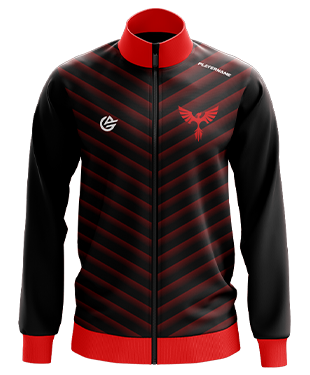 Volkanic Esports - Bespoke Player Jacket