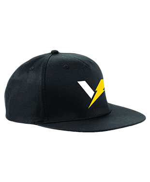 Voltage Gaming - 5 Panel Snapback Cap