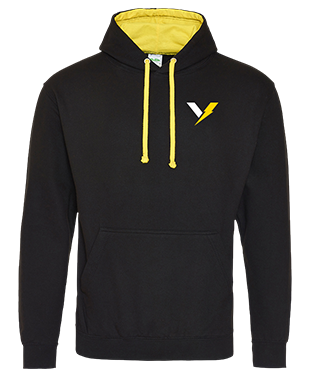 Voltage Gaming - Contrast Hoodie