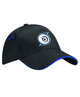 Vortex Gaming ES - 5 Panel Cap with Sandwich Peak