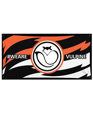 Vulpine Esports - Wall Flag