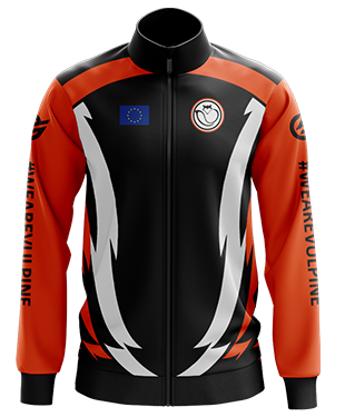 Vulpine Esports - Bespoke Player Jacket