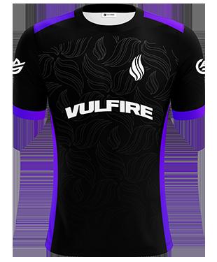 Vulfire - Short Sleeve Esports Jersey