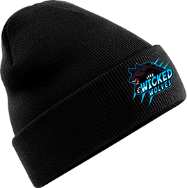 Wicked Wolves Gaming - Cuffed Beanie
