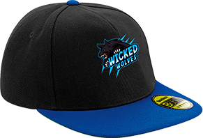 Wicked Wolves Gaming - Snapback Cap