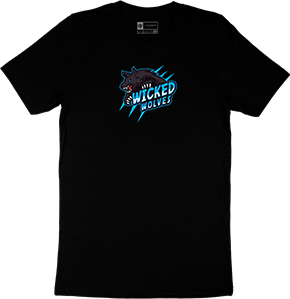 Wicked Wolves Gaming - Unisex T-Shirt