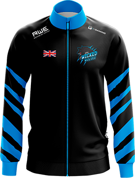 Wicked Wolves Gaming - Bespoke Player Jacket
