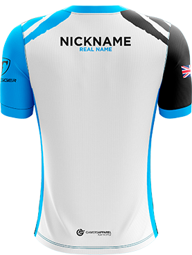 Wicked Wolves Gaming - Short Sleeve Esports Jersey