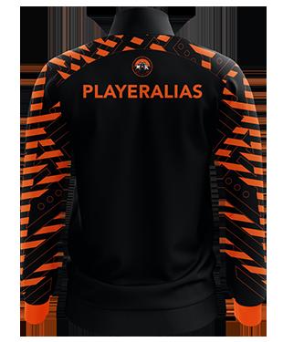 Wind and Rain - Esports Player Jacket