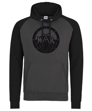 Wind and Rain - Baseball Hoodie