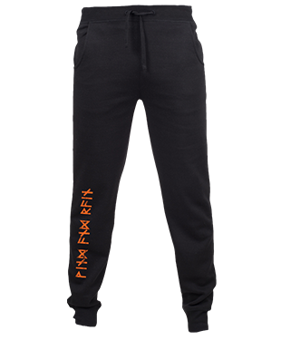 Wind and Rain - Slim Cuffed Jogging Bottoms