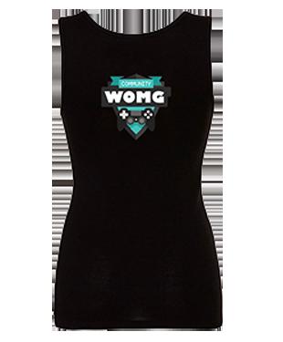WOMG - Baby Rib Tank Top
