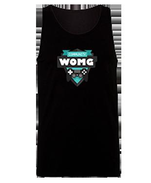 WOMG - Unisex Tank Top