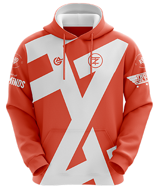 Team Zeal - Esports Hoodie without Zipper