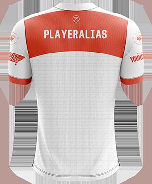 Team Zeal - Short Sleeve Esports Jersey