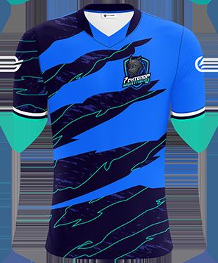 Zentaorg - Pro Short Sleeve Esports Jersey